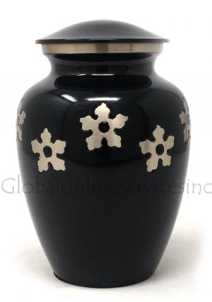 Adult Forget-me-not Cremation Urn