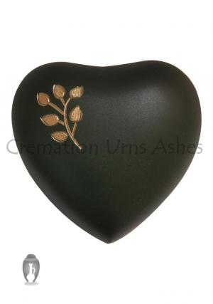 Aria Tree of Life Heart Keepsake Cremation Urn for Ashes