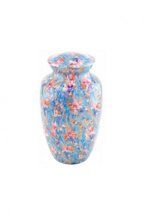 Beautiful Keepsake Flower Urn for Cremation Ashes (Small)