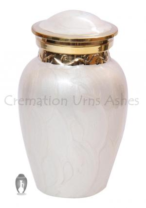 Blessing Pearl Memorial Keepsake Urn for Human Ashes