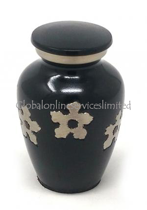 Keepsake urns for ashes