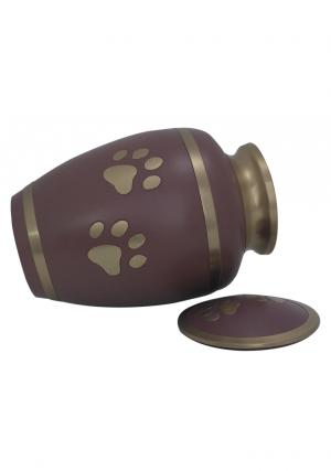 pet brass urns