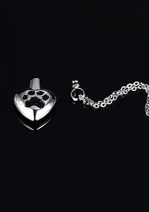 pet urn pendant jewelry