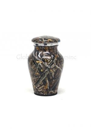 Classic Aluminium Keepsake Cremation Urn