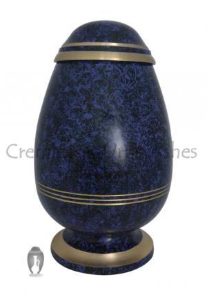 Classic Bands Purple Bullet Large Adult Urn For Ashes