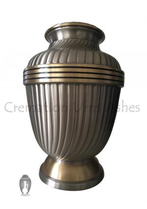 Extra Large Royal Adult Funeral Urn for Human Cremated Ashes