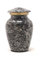 Keepsake Ashes Container Funeral Brass Urn for Human Ashes (Small)