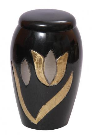 Majestic Tulip Mini Keepsake Cremation Urn Ashes