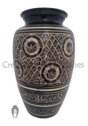 Radiance Elegant Large Cremation Memorial Urn