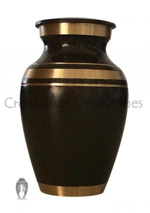 Small Classic Gray Colour Keepsake Memorial Urn For Ashes UK