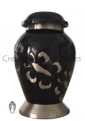 Small Tribute Butterfly Funeral Keepsake Urn For Ashes UK