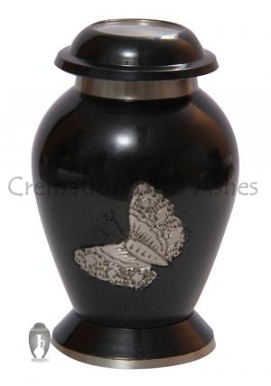 Soaring Butterfly Keepsake Funeral Urn for Human Ashes