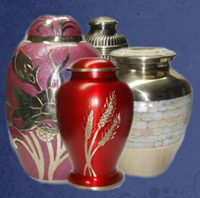 Funeral Urns Ashes