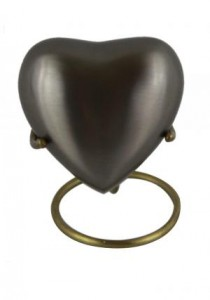 Heart Keepsake Cremation Urn